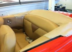 full interior _ convertible top boot